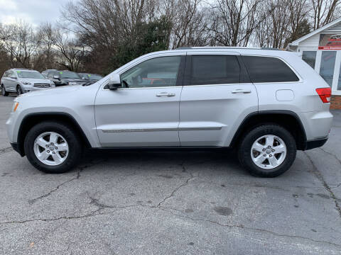 2011 Jeep Grand Cherokee for sale at Simple Auto Solutions LLC in Greensboro NC