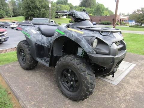 2021 Kawasaki 750 ATV for sale at Specialty Car Company in North Wilkesboro NC