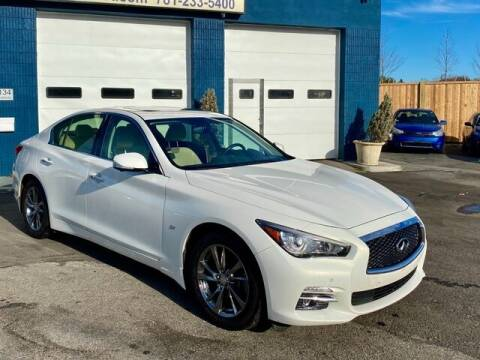 2015 Infiniti Q50 for sale at Saugus Auto Mall in Saugus MA