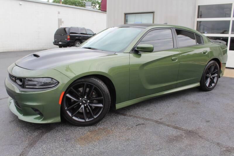 2019 Dodge Charger for sale at Platinum Motors LLC in Reynoldsburg OH
