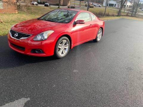 2011 Nissan Altima for sale at Augusta Auto Sales in Waynesboro VA