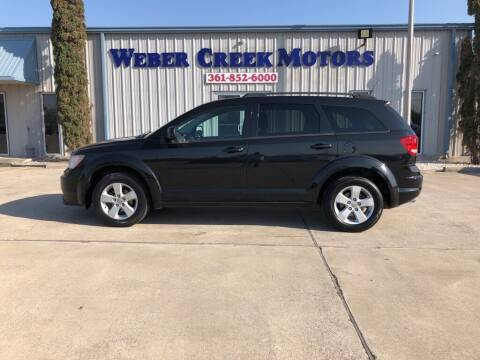 2011 Dodge Journey for sale at Weber Creek Motors in Corpus Christi TX