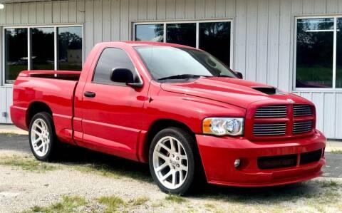 2004 Dodge Ram Pickup 1500 SRT-10 for sale at Torque Motorsports in Rolla MO