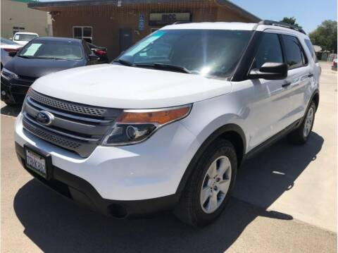 2014 Ford Explorer for sale at MADERA CAR CONNECTION in Madera CA