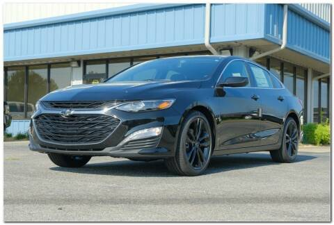 2020 Chevrolet Malibu for sale at STRICKLAND AUTO GROUP INC in Ahoskie NC