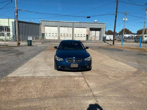2006 BMW 5 Series for sale at Memphis Auto Sales in Memphis TN