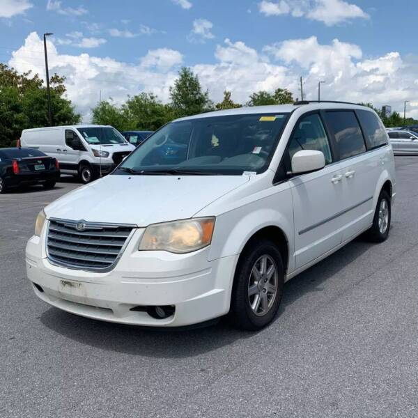 2010 Chrysler Town and Country for sale at CARZ4YOU.com in Robertsdale AL