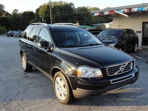 2012 Volvo XC90 for sale at HAPPY TRAILS AUTO SALES LLC in Taylors SC