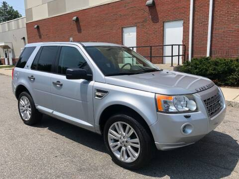 2010 Land Rover LR2 for sale at Imports Auto Sales Inc. in Paterson NJ
