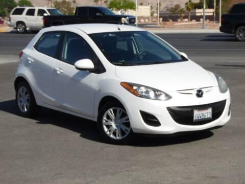 2012 Mazda MAZDA2 for sale at Best Auto Buy in Las Vegas NV