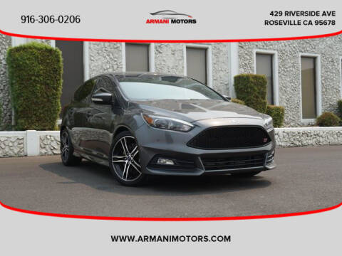 2015 Ford Focus for sale at Armani Motors in Roseville CA