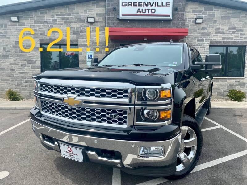 2014 Chevrolet Silverado 1500 for sale at GREENVILLE AUTO in Greenville WI