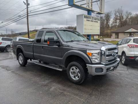 2014 Ford F-350 Super Duty for sale at Route 22 Autos in Zanesville OH