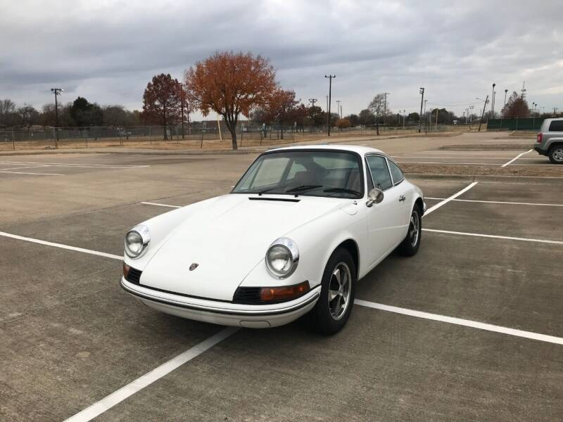 1969 Porsche 912 for sale at Enthusiast Motorcars of Texas in Rowlett TX