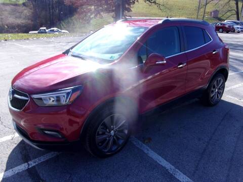 2018 Buick Encore for sale at Pyles Auto Sales in Kittanning PA