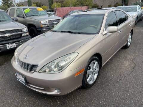 2005 Lexus ES 330 for sale at C. H. Auto Sales in Citrus Heights CA
