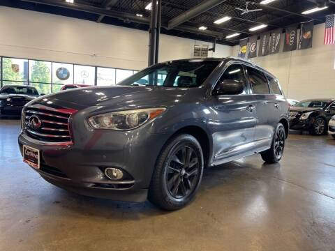2013 Infiniti JX35 for sale at CarNova - Shelby Township in Shelby Township MI
