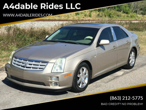 2005 Cadillac STS for sale at A4dable Rides LLC in Haines City FL