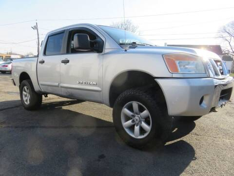 2011 Nissan Titan for sale at US Auto in Pennsauken NJ