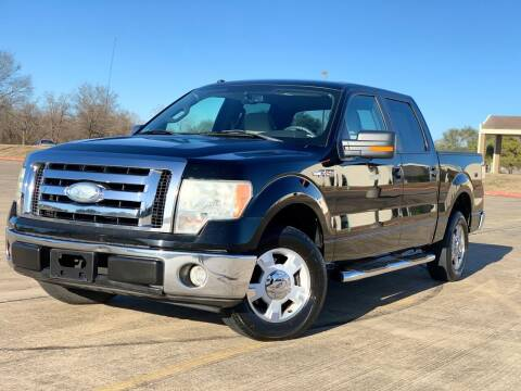 2009 Ford F-150 for sale at AUTO DIRECT in Houston TX
