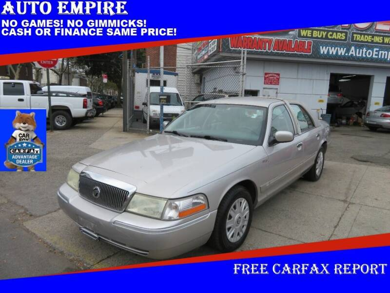 2005 Mercury Grand Marquis for sale at Auto Empire in Brooklyn NY