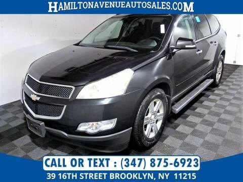 2011 Chevrolet Traverse for sale at Hamilton Avenue Auto Sales in Brooklyn NY