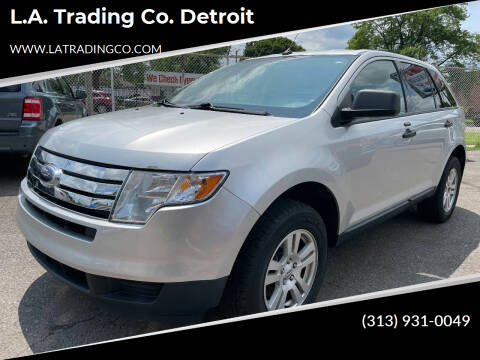 2010 Ford Edge for sale at L.A. Trading Co. Detroit in Detroit MI