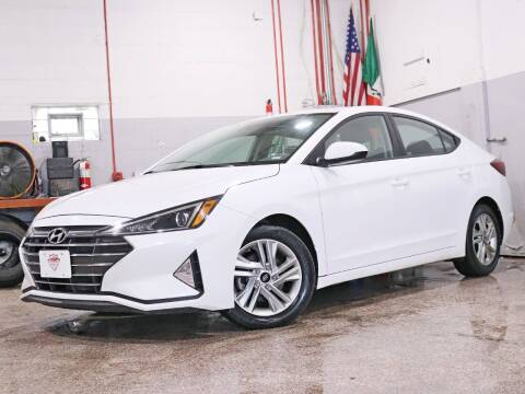 2020 Hyundai Elantra for sale at Unlimited Motor Cars in Bridgeview IL