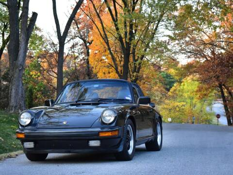 1981 Porsche 911 for sale at Ehrlich Motorwerks in Siloam Springs AR