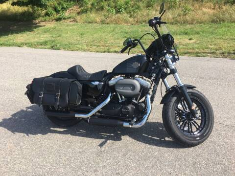 2016 HARLEY DAVIDSON SPORTSTER for sale at Pritchard Auto Sales in Richmond VA