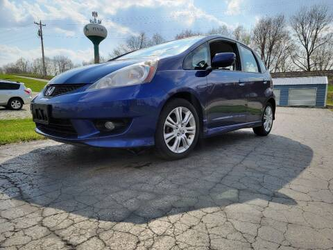 2011 Honda Fit for sale at Sinclair Auto Inc. in Pendleton IN