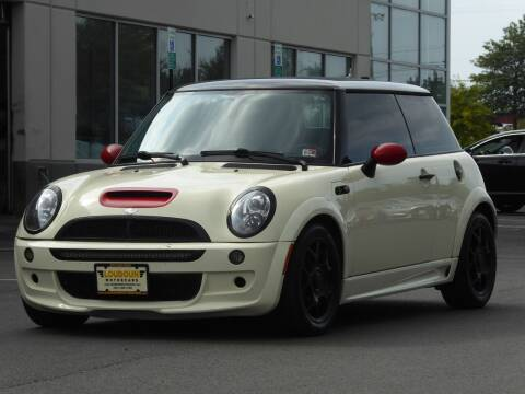 2006 MINI Cooper for sale at Loudoun Used Cars - LOUDOUN MOTOR CARS in Chantilly VA