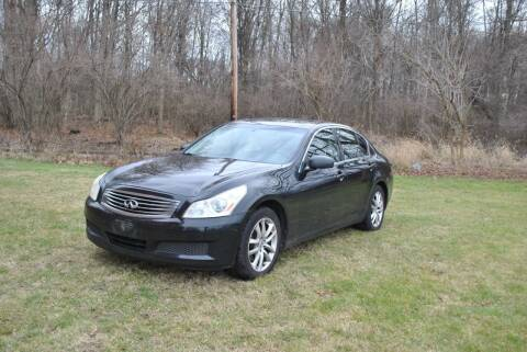 2007 Infiniti G35 for sale at Or Best Offer Motorsports in Columbus OH