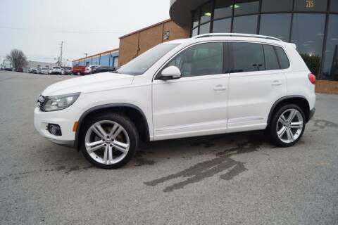 2014 Volkswagen Tiguan for sale at Next Ride Motors in Nashville TN