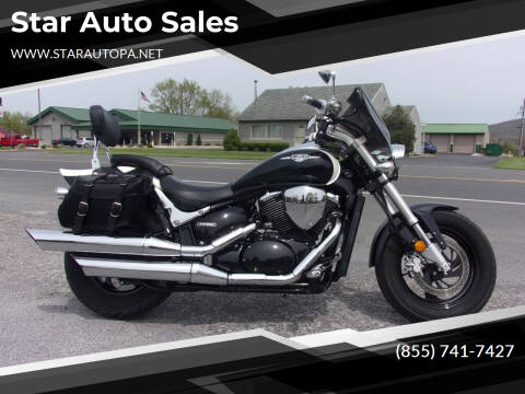 2009 Suzuki Boulevard M50 for sale at Star Auto Sales in Fayetteville PA