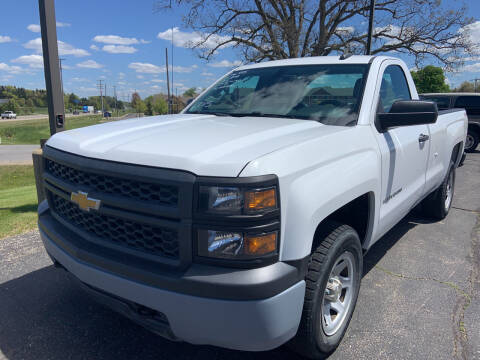 2015 Chevrolet Silverado 1500 for sale at Blake Hollenbeck Auto Sales in Greenville MI