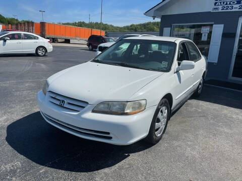 2001 Honda Accord for sale at Hensley Auto Sales in Frankfort KY