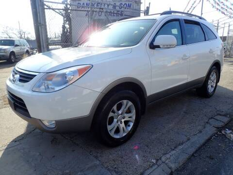 2012 Hyundai Veracruz for sale at Dan Kelly & Son Auto Sales in Philadelphia PA