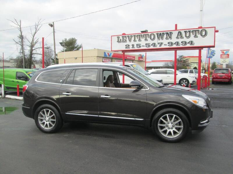 2014 Buick Enclave for sale at Levittown Auto in Levittown PA