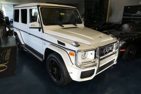 2014 Mercedes-Benz G-Class for sale at OC Autosource in Costa Mesa CA