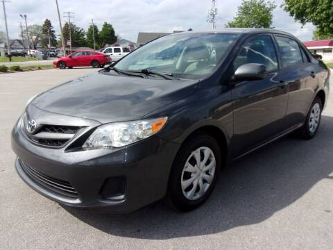 2013 Toyota Corolla for sale at Ideal Auto Sales, Inc. in Waukesha WI