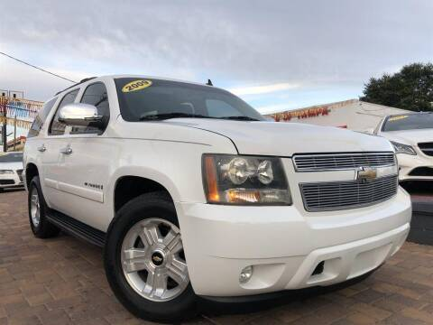 2009 Chevrolet Tahoe for sale at Cars of Tampa in Tampa FL