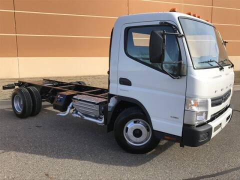 2017 Mitsubishi Fuso FEC72S for sale at TRUCK N TRAILER in Oklahoma City OK