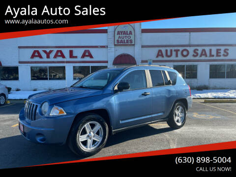2007 Jeep Compass for sale at Ayala Auto Sales in Aurora IL