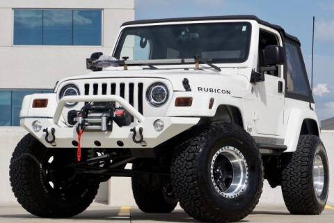 2006 Jeep Wrangler for sale at JD MOTORS in Austin TX