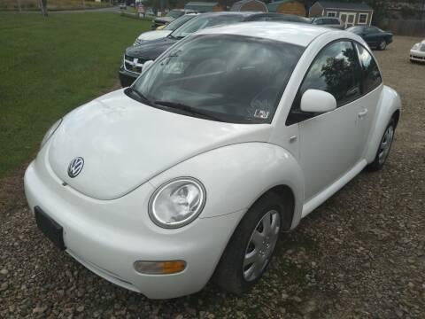 2000 Volkswagen New Beetle for sale at Seneca Motors, Inc. (Seneca PA) - WARREN, PA LOCATION in Warren PA