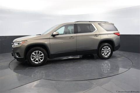 2019 Chevrolet Traverse for sale at BOB HART CHEVROLET in Vinita OK