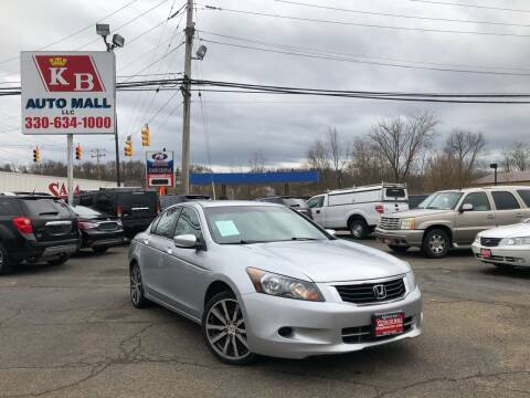 2009 Honda Accord for sale at KB Auto Mall LLC in Akron OH