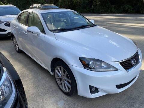 2013 Lexus IS 250 for sale at CBS Quality Cars in Durham NC