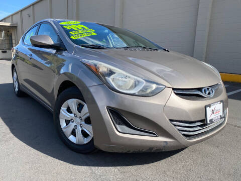 2016 Hyundai Elantra for sale at Xtreme Truck Sales in Woodburn OR